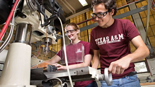 Engineering Colleges in Texas