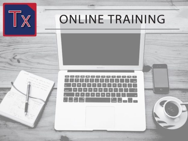 Online Training for Texas Students
